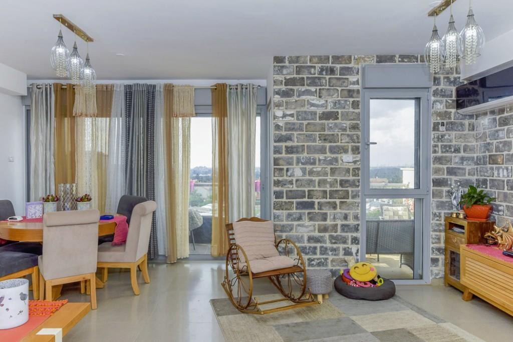 למכירה בתל-מונד דירת בוטיק יפיפייה בפרויקט של אב-גד